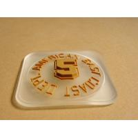 Buy cheap Customize Personalized Silicone Logo Labels for Garment / Apperal from wholesalers
