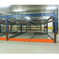 Buy cheap 2 Floors Steel Garage/ Car Lift Parking Building /Puzzle Parking System/Puzzle Solutions from wholesalers