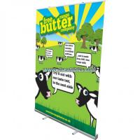 Buy cheap Standard roll up banner stand from wholesalers