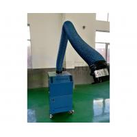 Buy cheap Qingdao industrial portable mobile welding fume dust extractors from wholesalers