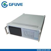 Buy cheap 120A 500V Class 0.05 Portable Three Phase Precision Power and Energy Calibrator from wholesalers