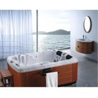 Buy cheap 2014 New Design 3 Person Whirlpool Outdoor Massage Spa from wholesalers