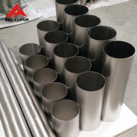 """Wholesale Grade 2  2.5""""/3.0""""/3.5""""/4.0 inch titanium straight pipe for exhaust from china suppliers"""