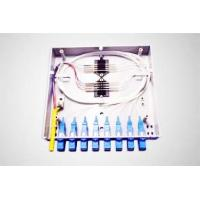 Buy cheap Small Compact Wall Mounted Fiber Optic Terminal Box For Local Area Netwoks from wholesalers