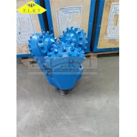 Buy cheap FLRT Tricone Roller Bit , TCI Drill Bit With Trimming Cutter API-7-1 Standard from wholesalers