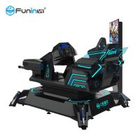Buy cheap One Player 3 DOF Motion 9D Virtual Reality Simulator For Arcade Centre from wholesalers