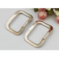 Buy cheap 60*45MM Simple Square Replacement Dance Shoe Buckles,Suitable for gifts shoe, ladies shoe from wholesalers