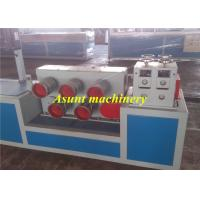 High Efficiency 80-120kg / H Plastic Banding Machine , Pp Strapping Band Making Machine Manufactures