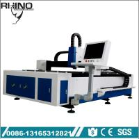 Wholesale 500W Raycus Fiber Laser Cutting Machine For Steel / Carbon Steel from china suppliers