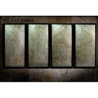 Buy cheap Wall sculpture w/Tang ladies 5014,5015,5016,5017 from wholesalers