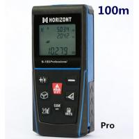 Buy cheap 100m laser distance meter measure instrument digital laser rangefinder distance measurement area volume 328ft N-pro100 from wholesalers