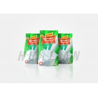 Buy cheap 3 Sides Sealing Aluminum Foil Bags For Coffee Milk Medicine Powder from wholesalers