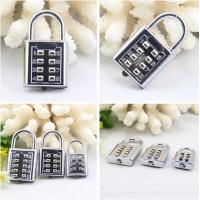 Wholesale 8-digit Combination Padlock Password Padlocks Bags Lock Luggage Locks CR-601 from china suppliers