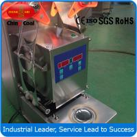 heat sealing machine for plastic cup Manufactures