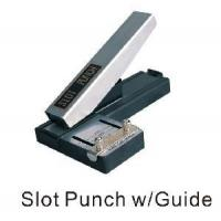Buy cheap Slot Punch W-Guide from wholesalers