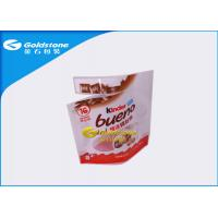 Wholesale Aluminum Foil Resealable Stand Up Pouches For Chocolate Food Packaging from china suppliers