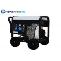 Buy cheap 6 Kva Open Type Small Silent Diesel Generator Portable Low Fuel Consumption from wholesalers