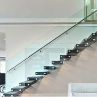 Wholesale China supplier building materials frameless standoff glass railings from china suppliers
