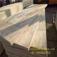 Buy cheap 2439*915*50mm customized size eucalyptus surface LVL for door frame use from wholesalers