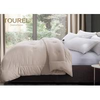 China 100% Cotton 400TC Hilton Hotel Quality Bed Linen Quilt Cover Set on sale