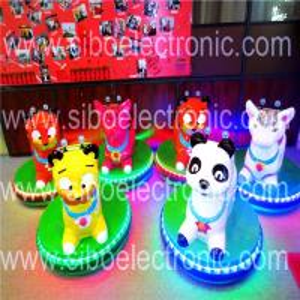 Sibo Animal Car Bumper Dodgem Cars Bumper Karts In Shopping Mall Manufactures