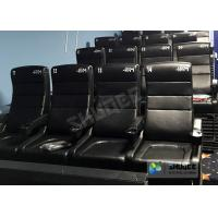Wholesale Commercial 4D Cinema Theater With Arc / Flat Screen TMS Systems Compatible from china suppliers