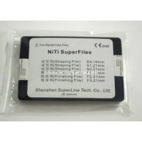 Wholesale Nic Supe File Hand Use Endodontic from china suppliers