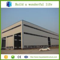 Buy cheap High Quality Prefab Structure Steel Buildings Welding Auto Workshop Design from wholesalers