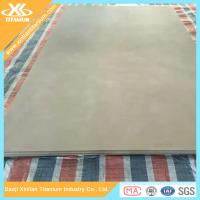 Buy cheap ASTM B265 Pure And Titanium Alloy Sheets from wholesalers