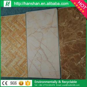 Buy cheap Indoor pvc vinyl flooring click silica floor from wholesalers