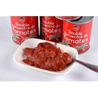 Buy cheap ISO Certification Canned Tomato Paste With High Temperature Sterilization from wholesalers
