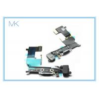 Buy cheap iPhone 5S White Data Transfer Charging Ports 3.5mm Audio Socket Flex Cable Part from wholesalers