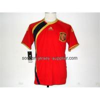 Buy cheap Spain 09-10 Soccer Jersey from wholesalers