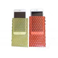 Buy cheap Custom Size Bubble Wrap Pouches , Bubble Wrap Pockets For Mobile Phone from wholesalers