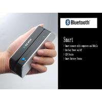 Buy cheap MSRX6BT Wireless Bluetooth Smallest Credit Card Reader Writer Encoder MSR206 from wholesalers