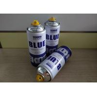 Wholesale Multi - Purpose Graffiti Silver Chrome Spray Can / Graffiti Spray Paint Low Toxicity Type from china suppliers