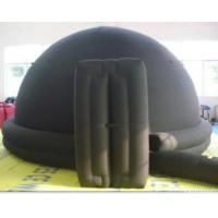 Buy cheap Double Tube Inflatable Planetarium Dome product