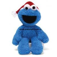 Buy cheap Plush Blue Monster Christams Toys Stuffed Toys from wholesalers