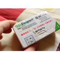 Wholesale For Facial Wrinkle Injectable Anabolic Steroids Dysport Botox 100iu 150iu from china suppliers