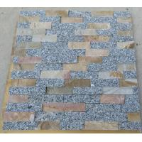 Buy cheap Natural Quartzite Stone Wall Cladding and Cultural Stone Facade from wholesalers