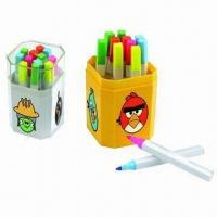 Wholesale Plastic Highlighter Set, Used for Promotions and Office Writing from china suppliers