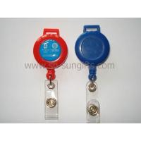 Wholesale Round badge reel, custom badge reel, retractable badge reel, promotional gift from china suppliers