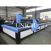 Buy cheap Strong fram plasma cutting equipment with USB / plasma cutter cnc machine from wholesalers