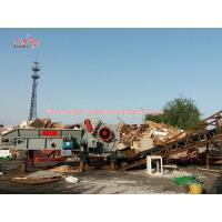 Wholesale Magnet Roller Pallet Crushing Equipment Multi Purpose 3000kg - 16000kg Weight from china suppliers