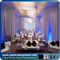 Buy cheap Fancy round cage pipe and drape kits for events from wholesalers