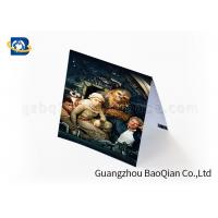 Wholesale Gift Lenticular Greeting Cards Beautiful Picture 4 Color 3D UV Printing from china suppliers