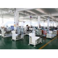 Buy cheap Industrial Electric Motor Winding Machine Semi - Auto Coil Winding Machine from wholesalers