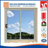 Buy cheap Double Panel Glass Meet AAMA Standard Push and Pull Windows from wholesalers