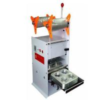 Buy cheap Automatic Bubble Tea Sealing Machine from wholesalers