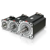 Buy cheap 3 Phase Electric Synchronous Servo Motor With High Power Density And High Peak Torques from wholesalers